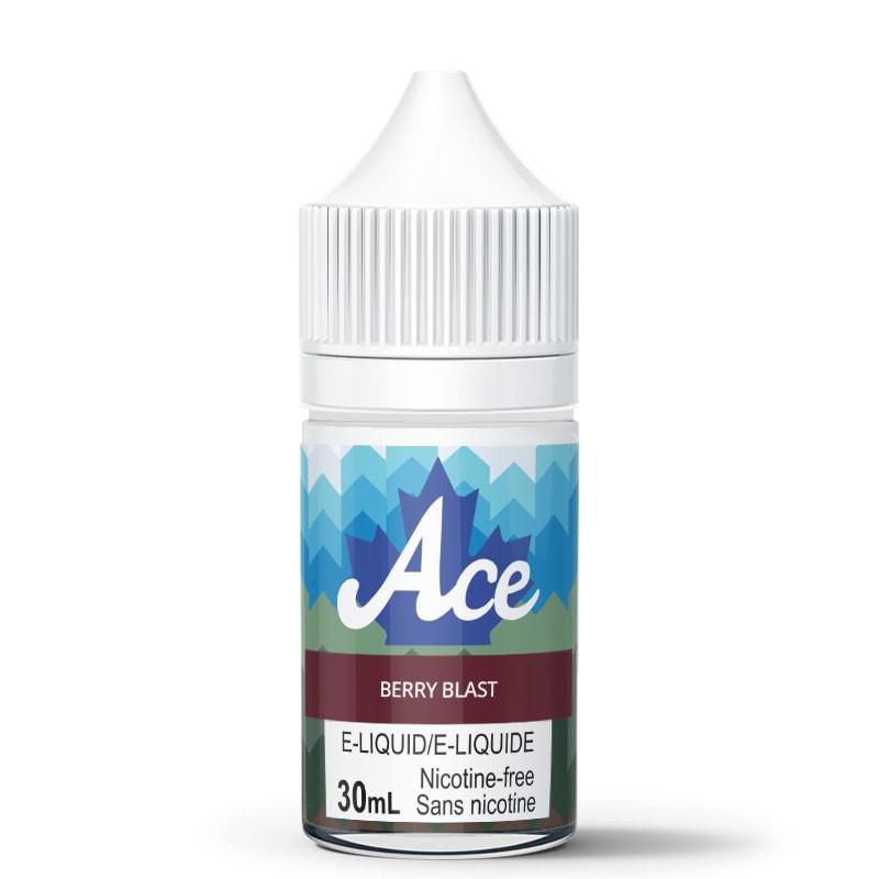 Berry Blast E-Liquid - Ace (30mL): 0mg/mL