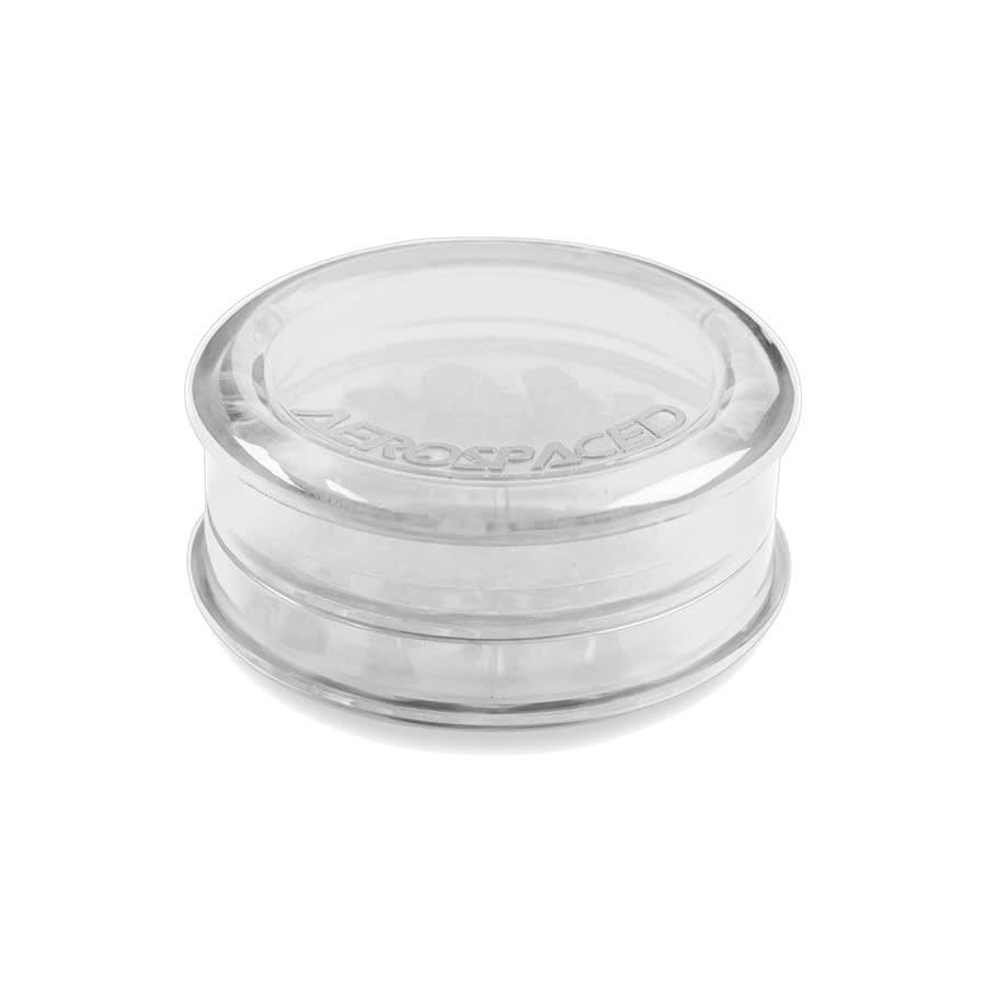 "Aerospaced 2.3"" Acrylic 3-Piece Grinder"