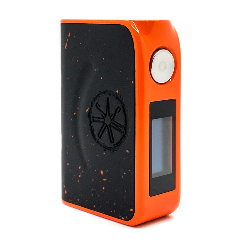asMODus Minikin Reborn - BLACK/ORANGE