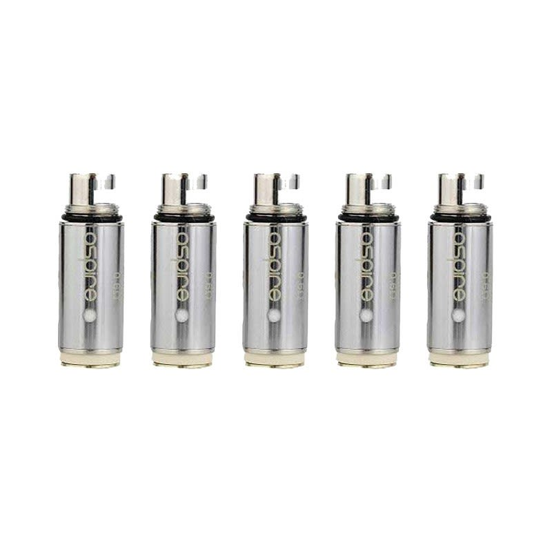 Aspire Breeze Replacement Coils (5 pack) - 0.6ohm