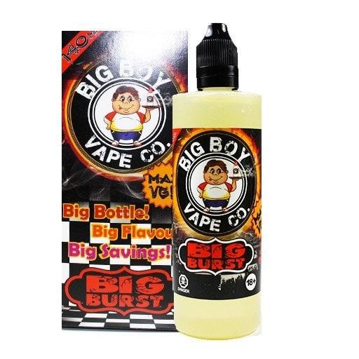 Big Burst E-Juice by Big Boy Vape Co - 140ml