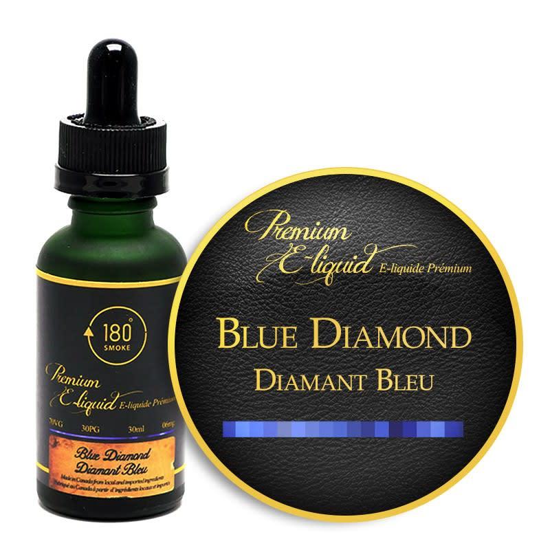 Blue Diamond E-Liquid - Blueberry Cinnamon Crumble Ejuice