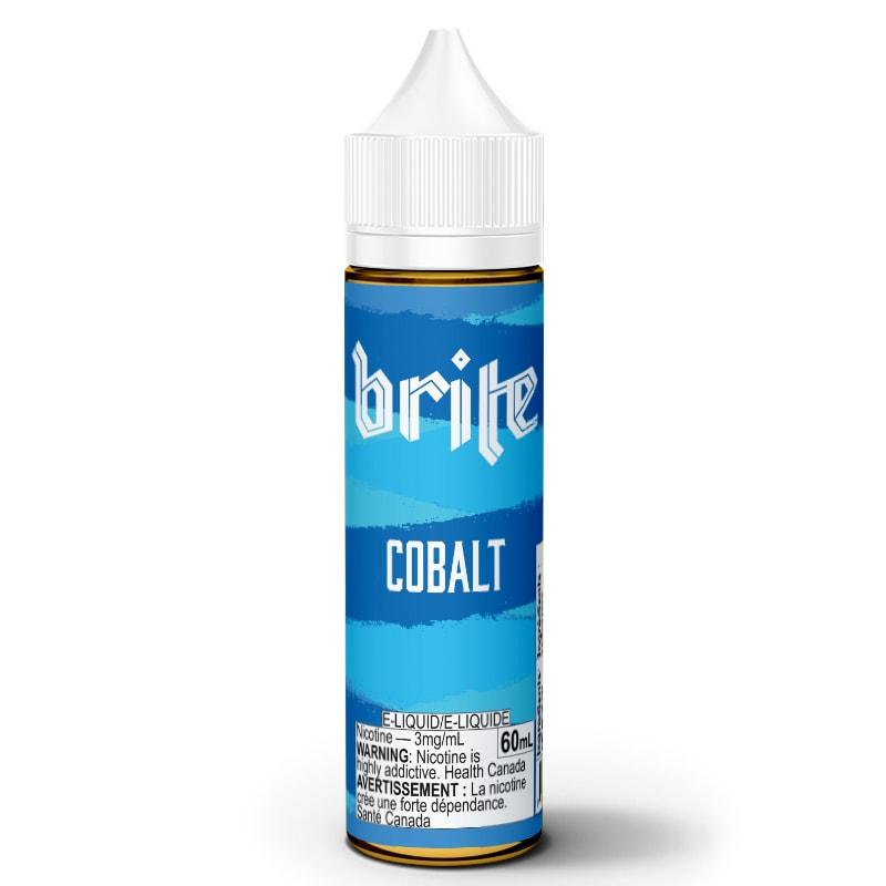 Cobalt E-Liquid - Brite (60mL): 3mg/mL