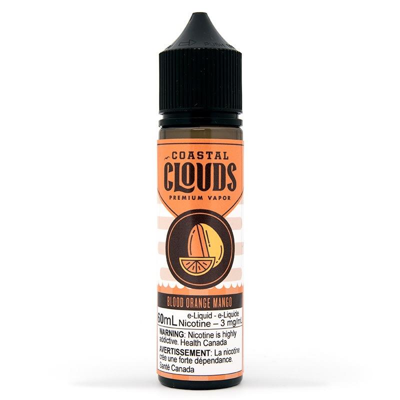 Blood Orange Mango E-Liquid by Coastal Clouds - 60mL
