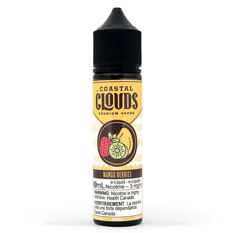 Mango Berries E-liquid by Coastal Clouds - 60mL