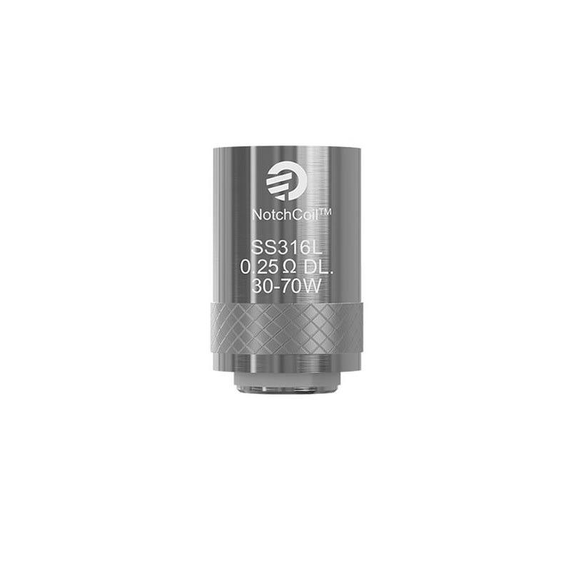 Cuboid Mini NotchCoil 0.25 ohm DL Head