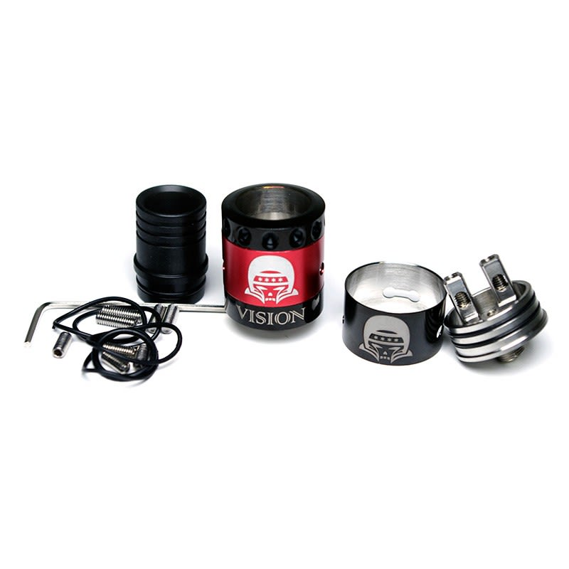 Double Vision RDA Authentic by Compvape