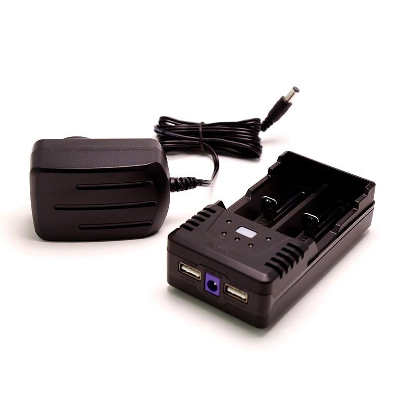 Efest 2-Bay BIO Charger V2