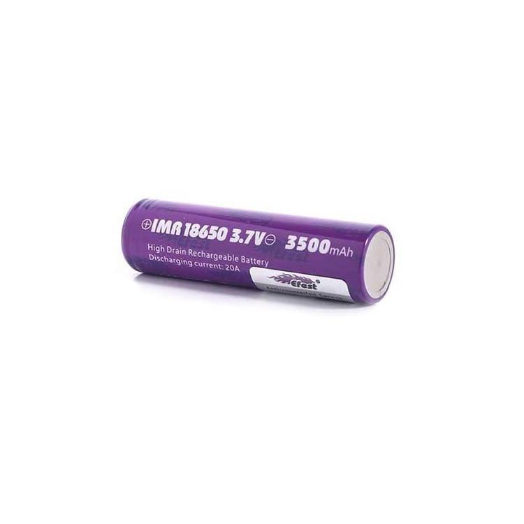 eFest IMR Battery 18650 - 3500 mAh - Flat Top