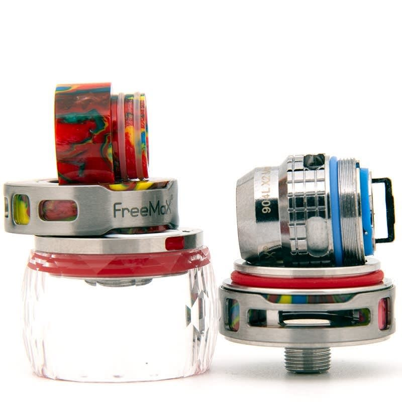 FreeMax Fireluke 3 Sub-Ohm Tank - Red