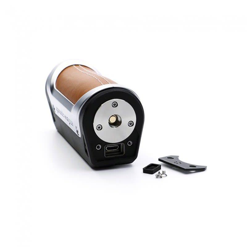 Geekvape Aegis 100W Shockproof & Waterproof TC Mod - Silver/Brown