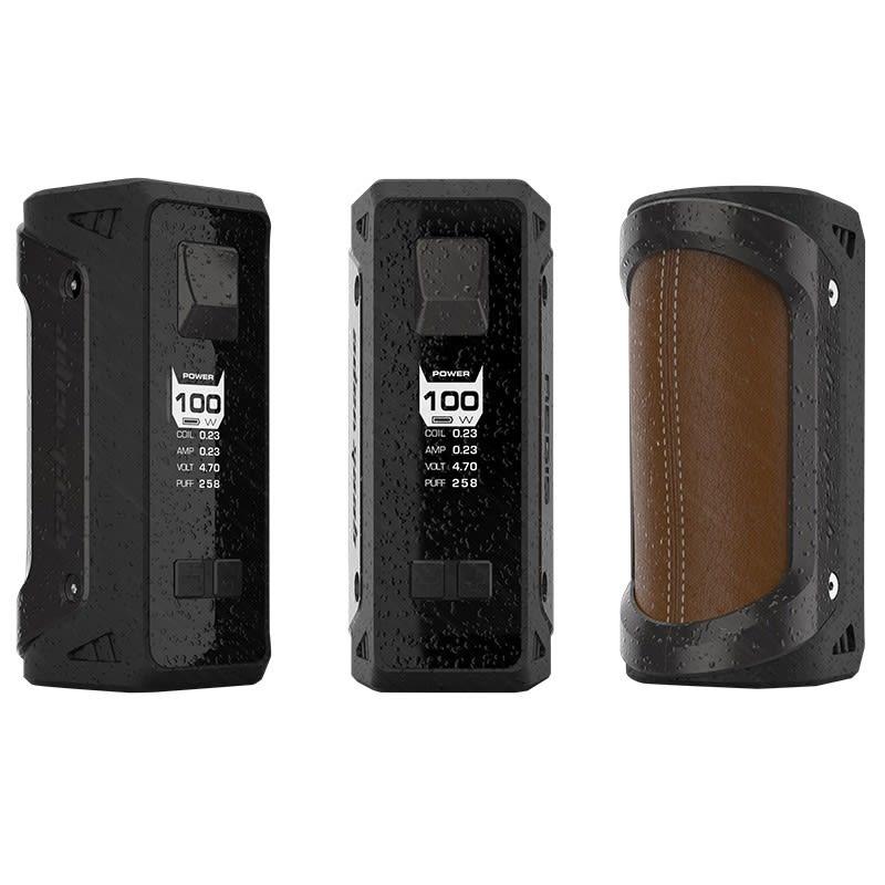 Geekvape Aegis 100W Shockproof & Waterproof TC Mod - Wet