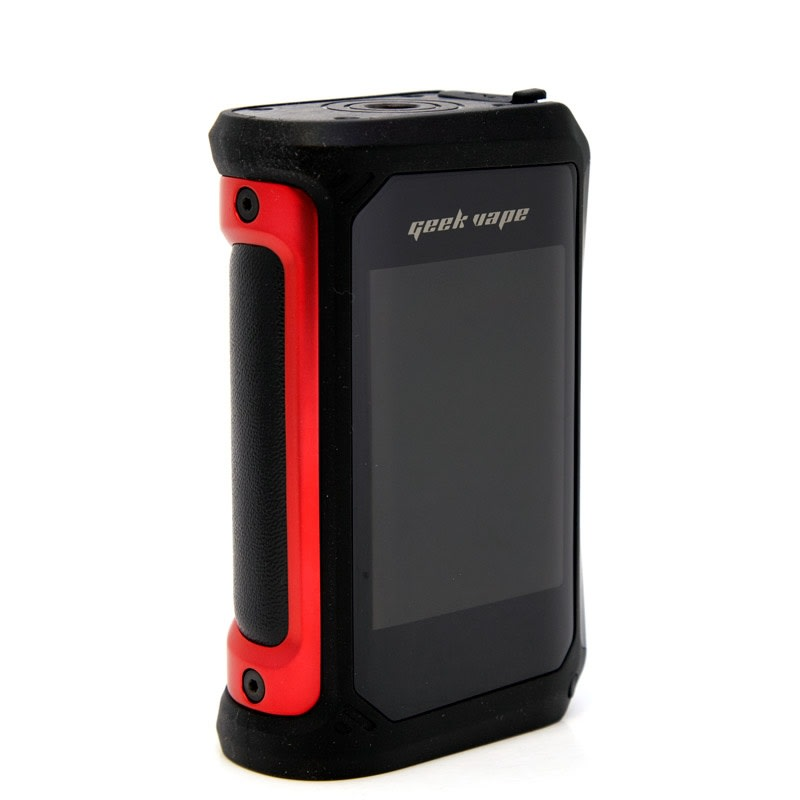 Geekvape Aegis X 200W Box Mod - Red/Black