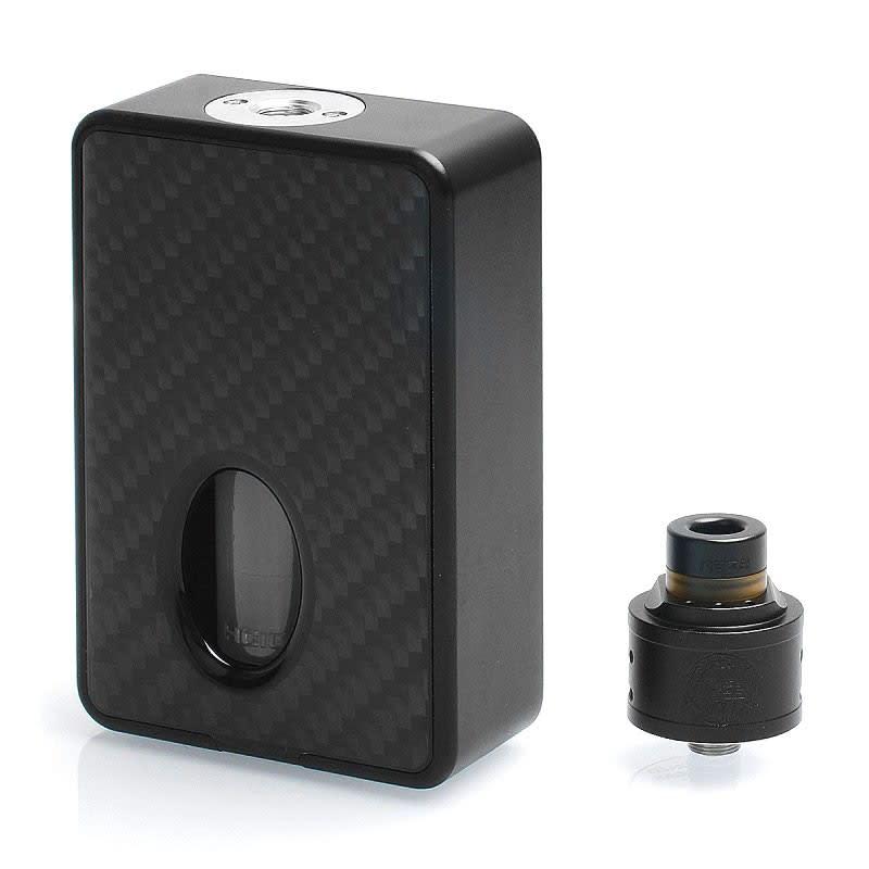 HCigar VT Inbox DNA75 Squonk Kit - Black