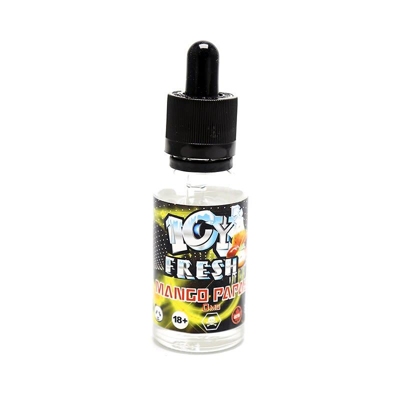Icy Fresh - Mango Papaya E-Juice - 30ml