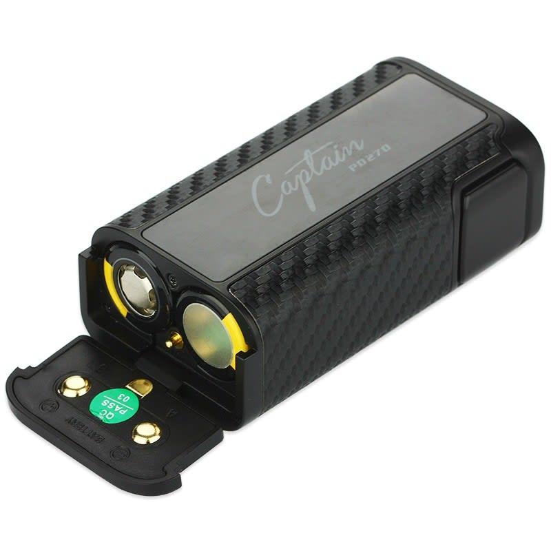 iJoy Captain PD270 Box Mod - BLACK