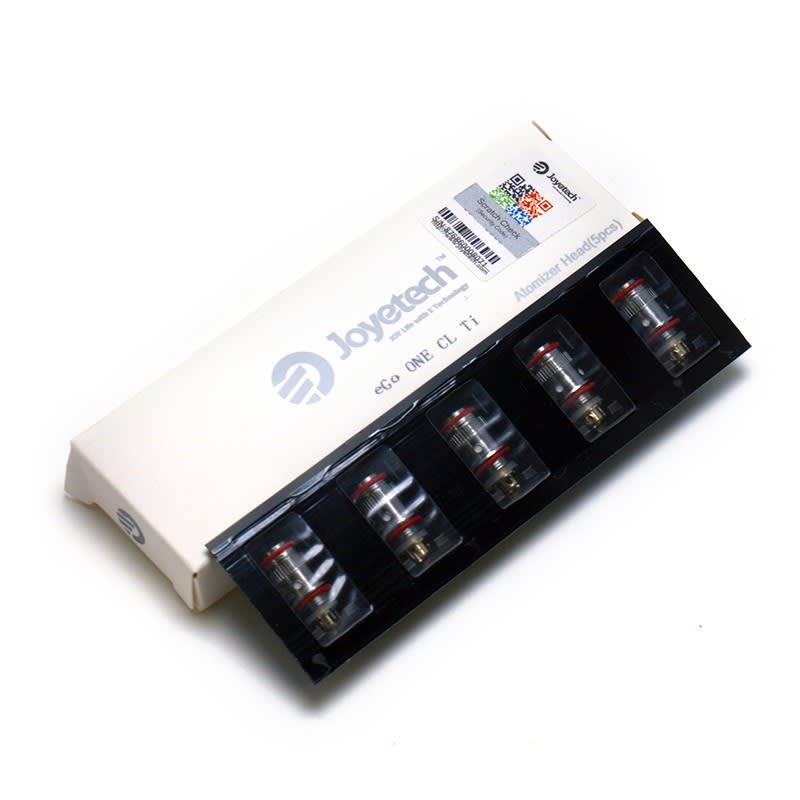 Joyetech eGo One CL Titanium Coils