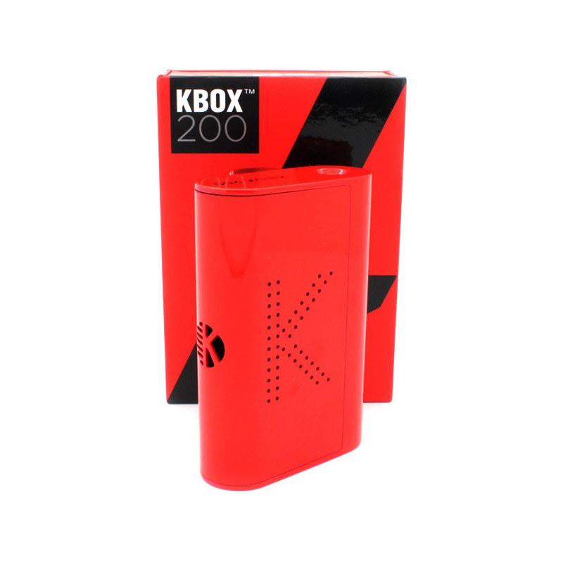 Kanger KBOX Mod 200W Temperature Control Red
