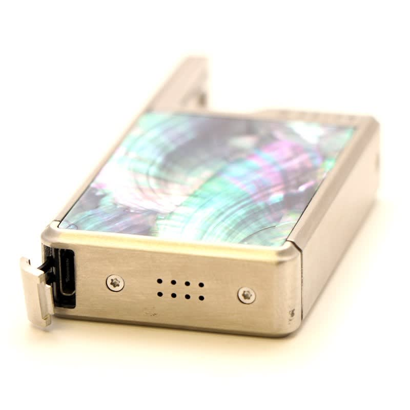 Orion DNA GO Pod MOD by Lost Vape - Silver Ocean Scallop