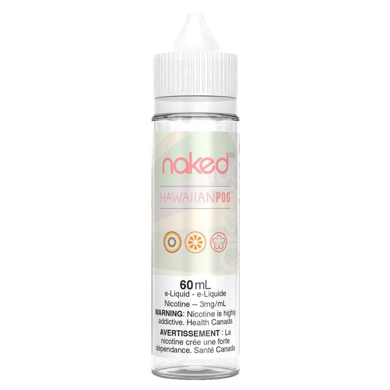 Hawaiian Pog E-Liquid - Naked 100 (60mL) (3mg)