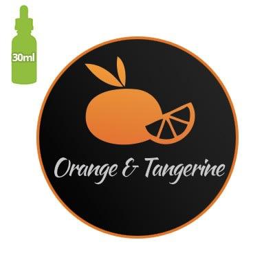 Orange & Tangerine - Nicovap E-Liquid 30ml