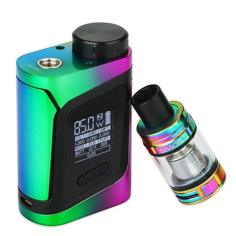 Smok AL85 Kit - Rainbow/Black