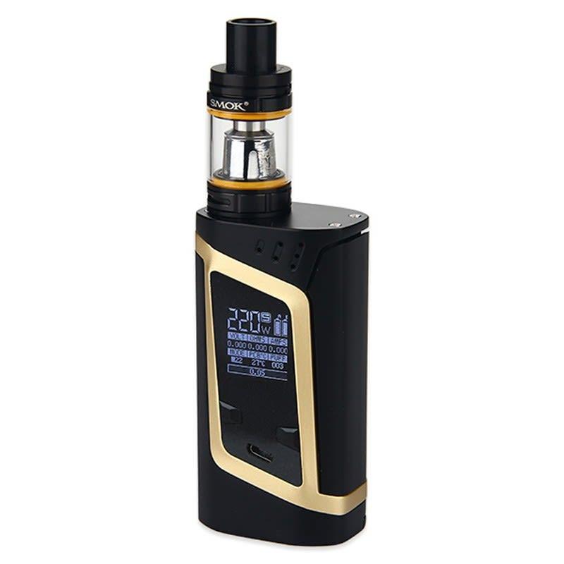 Smok Alien 220 kit - Black/Gold