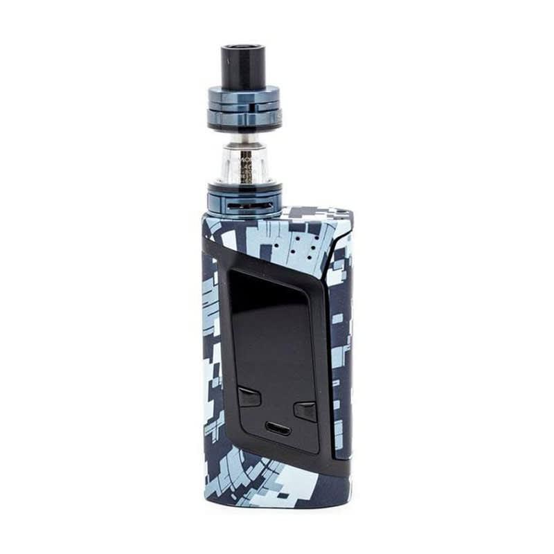 Smok Alien 220 kit - Camouflage Blue