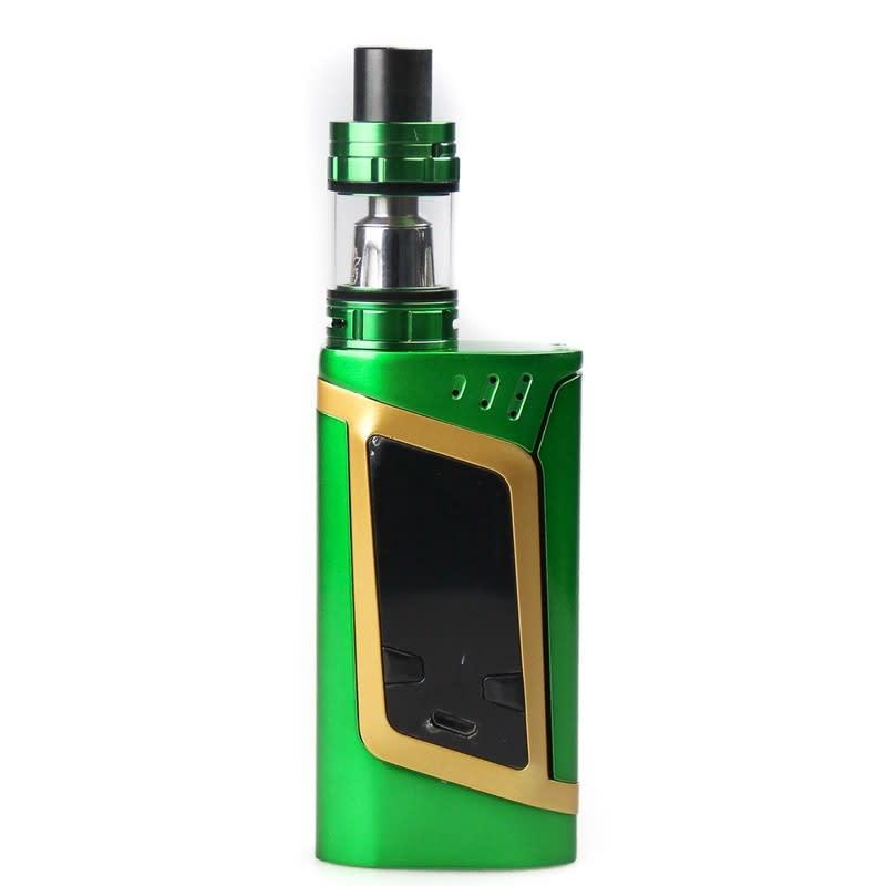 Smok Alien 220 kit - Green/Gold
