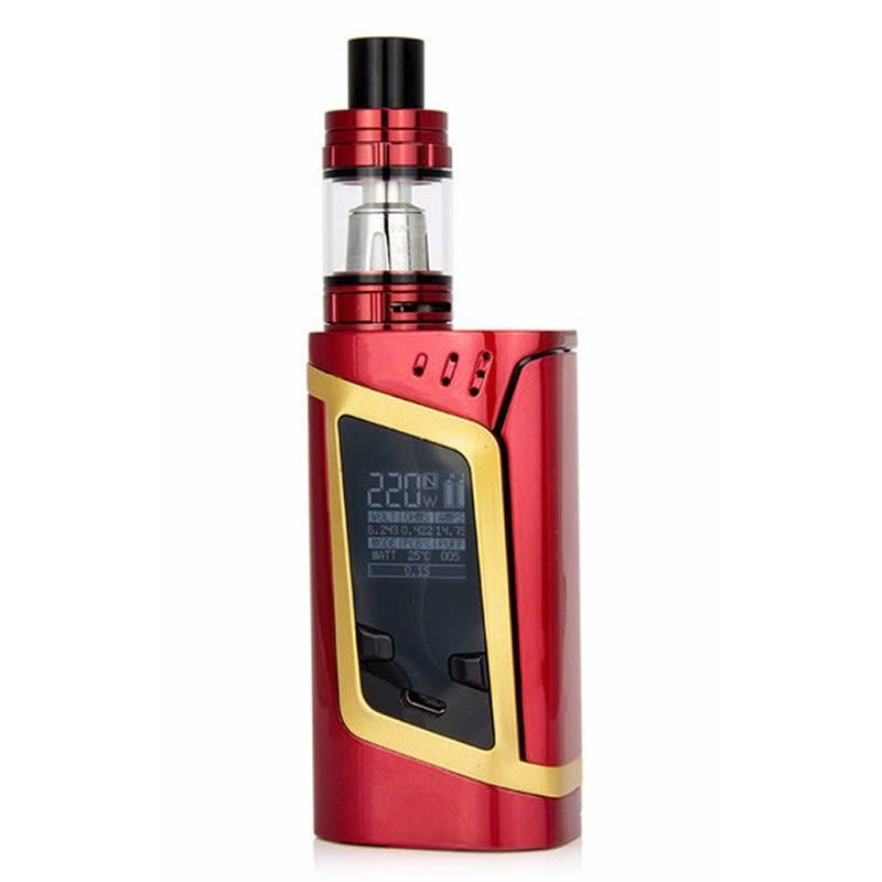 Smok Alien 220 kit - Red/Gold
