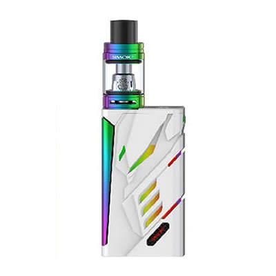 SMOK T-Priv Kit - White/Rainbow