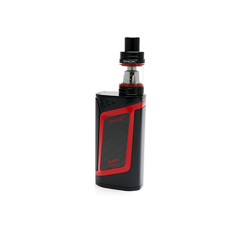 Smok Alien 220 kit - Black/Red