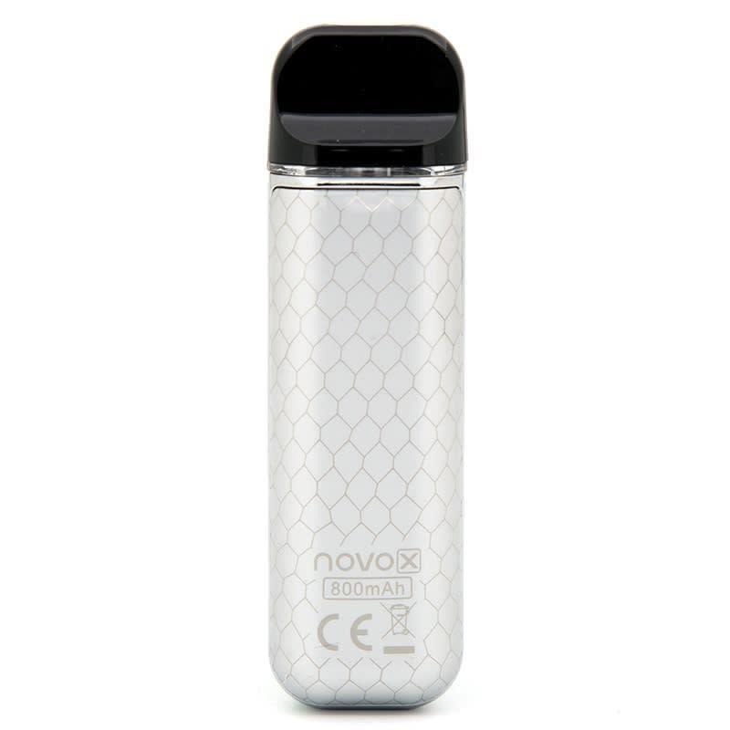 SMOK Novo X Open Pod Kit: Silver Cobra