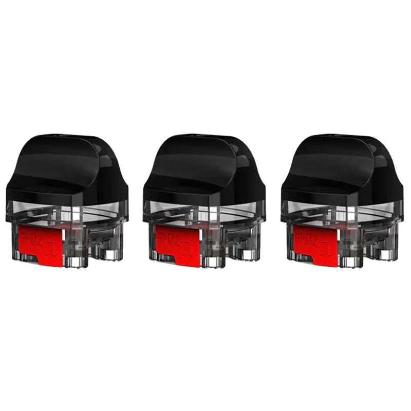 SMOK RPM 2 Replacement Pods (3pk)