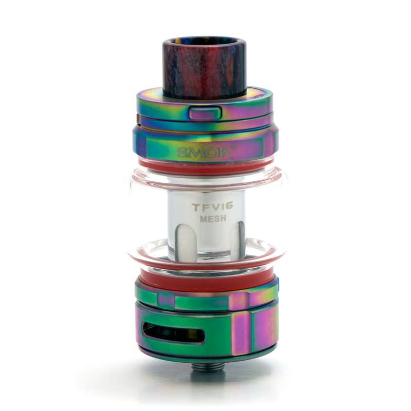 SMOK TFV16 King Sub Ohm Tank - 7-Color Rainbow