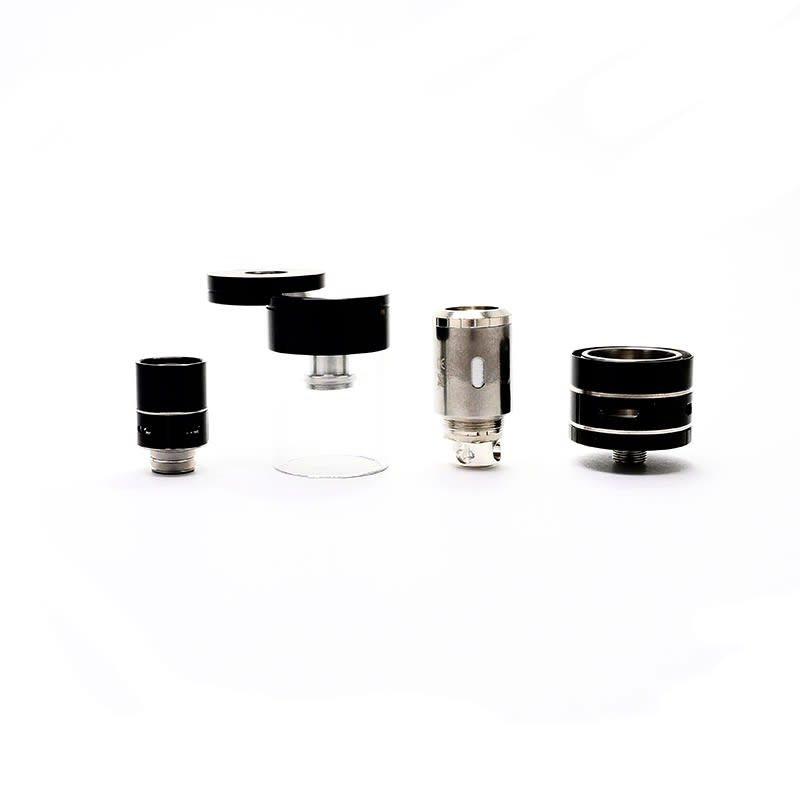Smok TFV4 Sub-Ohm Top-Filling Clearomizer - BLACK