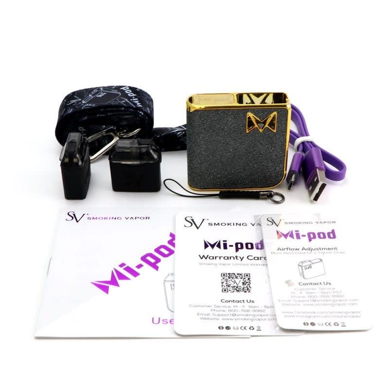 Smoking Vapor Mi-POD Kit - Exclusive Collection: Dark Stars