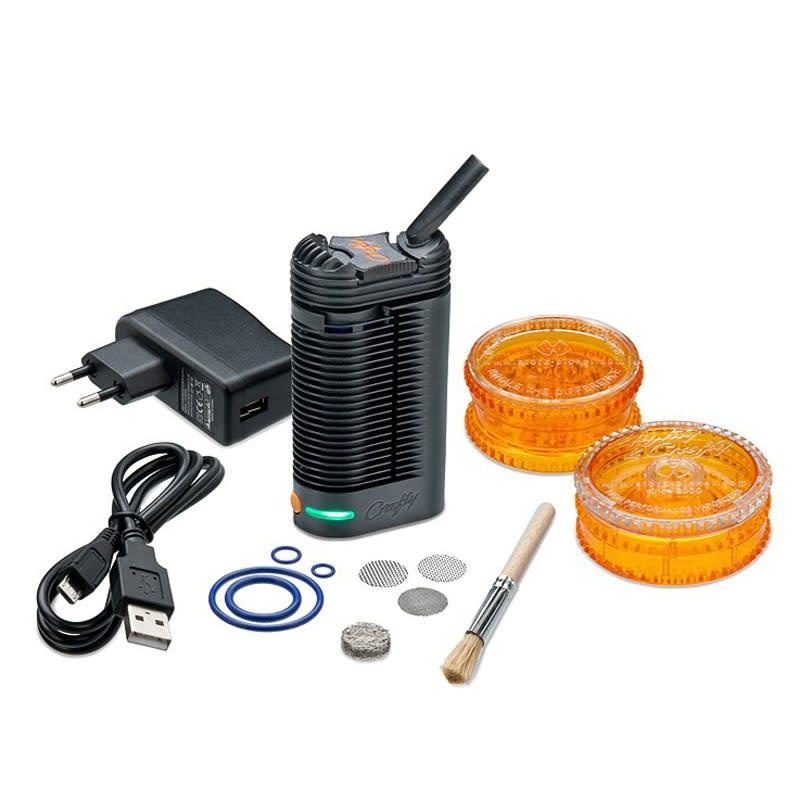 Crafty Vaporizer | 180 Smoke
