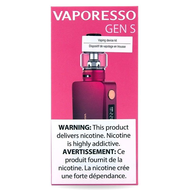 Vaporesso Gen S Kit - Cherry Pick