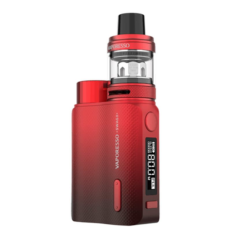 Vaporesso Swag 2 Kit - Black/Red