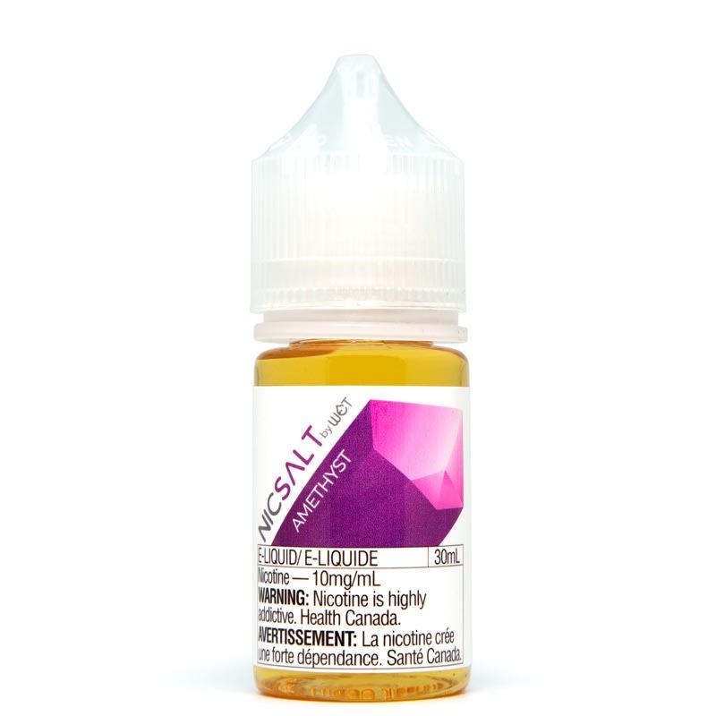 Amethyst Nic Salt E-liquid by WET (30mL)