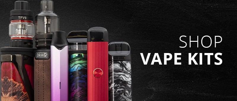 180 Smoke  Vape Kits