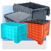 Cajas y contenedores industriales