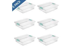 Cesto papelero rectangular 11.35 litros / 12 QT