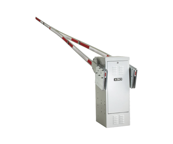 ✅ Barrera Vehicular uso Continuo Intensivo DKS DOORKING para mastil de hasta 8 metros