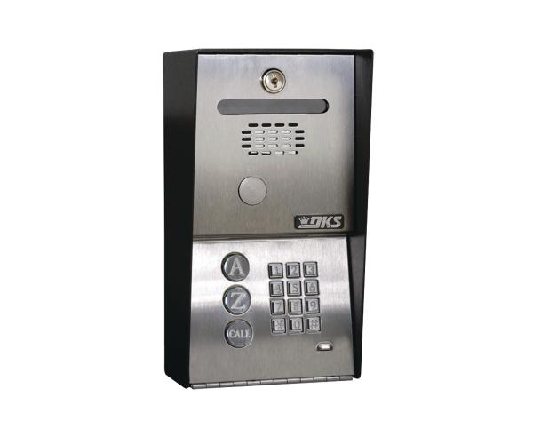 ✅ Portero telefónico con directorio programable, Permite marcación a Celular