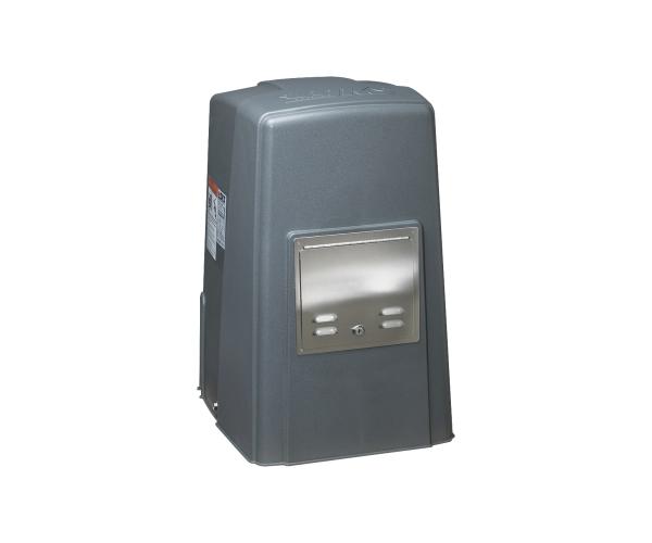 ✅ Motor para puerta corrediza / Cadena / 450 Kg / Baterías de respaldo / Uso Continuo