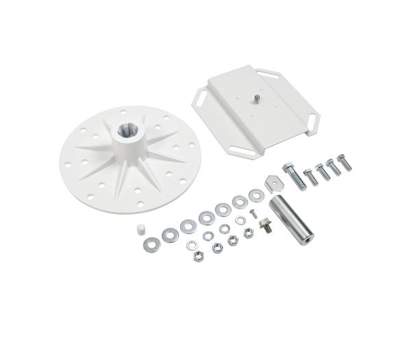 ✅ Accesorio de Acceso Vehicular, Kit de instalación para brazo de madera DKS Doorking
