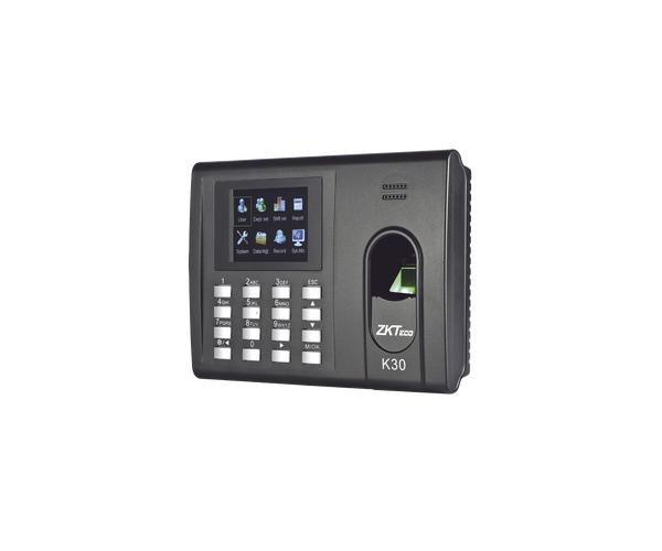 Lector Biométrico de Huella para Control de Acceso y Tiempo & Asistencia