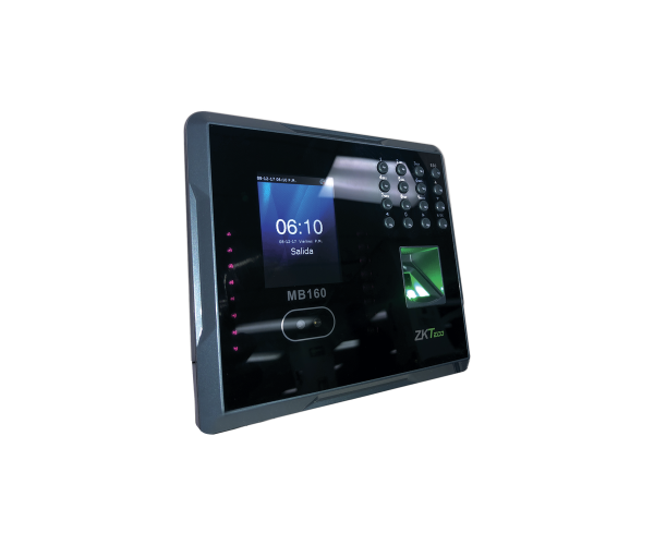 ✅ Checador Biométrico / RECONOCIMIENTO FACIAL / Huella / Control de Acceso 1 puerta / 1200 rostros / Incluye función ADMS